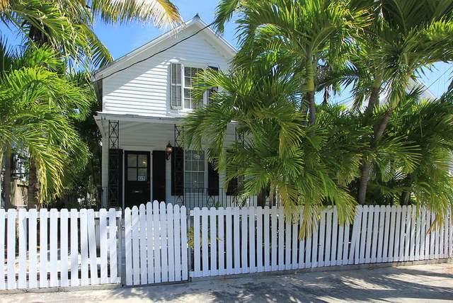 617 Frances Street, Key West, FL 33040 (MLS #590008) :: Key West Luxury Real Estate Inc