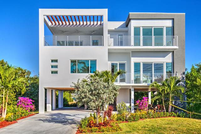 255 W Seaview Circle, Duck Key, FL 33050 (MLS #590012) :: Key West Luxury Real Estate Inc