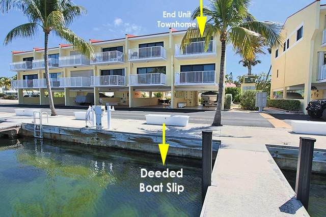 88540 Overseas Highway #729, Plantation Key, FL 33070 (MLS #590033) :: Jimmy Lane Home Team