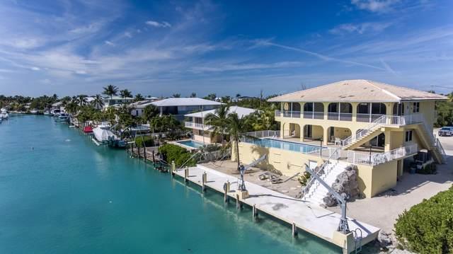 176 S Indies Drive, Duck Key, FL 33050 (MLS #590044) :: Key West Luxury Real Estate Inc
