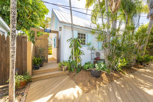 1111 Watson Street F, Key West, FL 33040 (MLS #590087) :: Cory Held & Jeffrey Grosky | Preferred Properties Key West