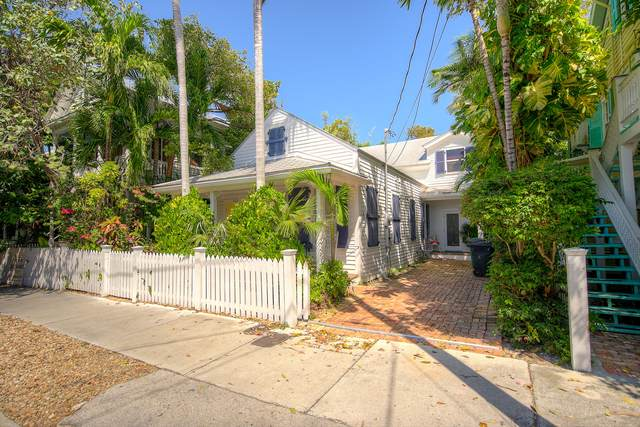 327 William Street, Key West, FL 33040 (MLS #590146) :: Jimmy Lane Home Team