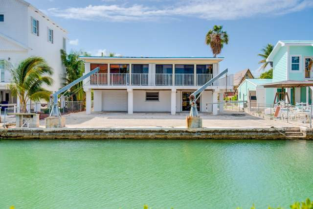 337 Blackbeard Road, Little Torch Key, FL 33042 (MLS #590198) :: Brenda Donnelly Group