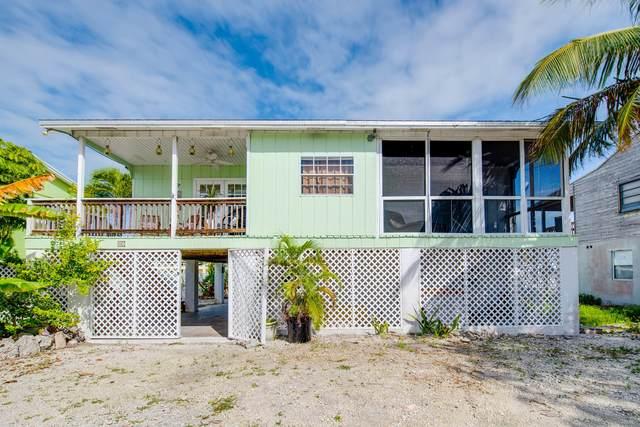 89 N Lake Drive, Summerland Key, FL 33042 (MLS #590245) :: Cory Held & Jeffrey Grosky | Preferred Properties Key West