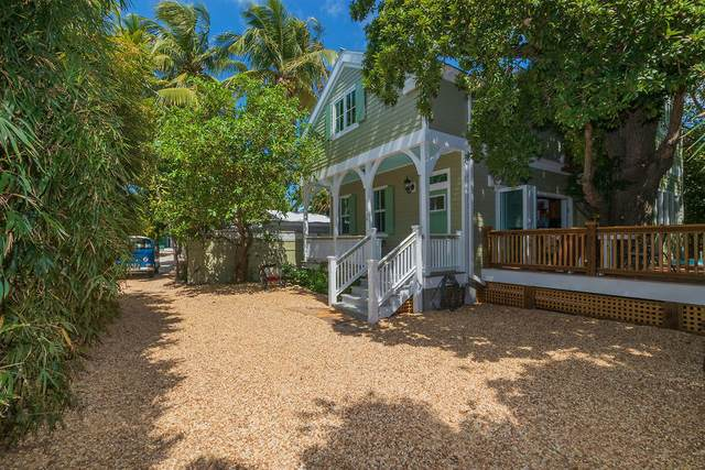 914 Williams Alley, Key West, FL 33040 (MLS #590252) :: Cory Held & Jeffrey Grosky | Preferred Properties Key West