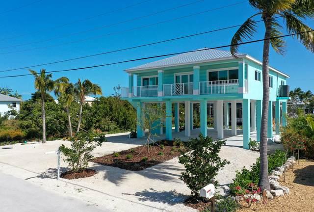 116 N Bahama Drive, Duck Key, FL 33050 (MLS #590264) :: Key West Luxury Real Estate Inc