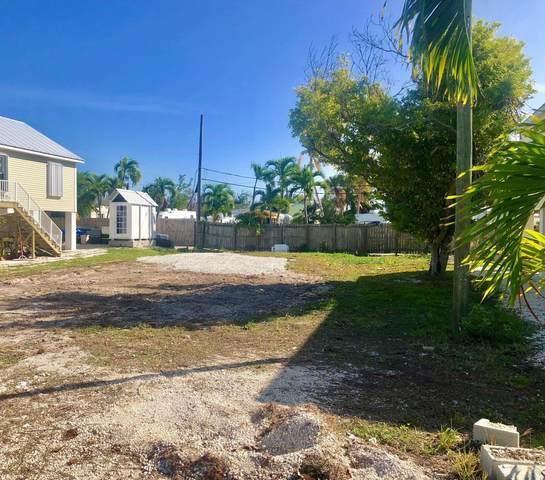 31546 Ave D, Big Pine Key, FL 33043 (MLS #590308) :: Key West Luxury Real Estate Inc