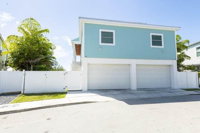 5020 5th Avenue #12, Stock Island, FL 33040 (MLS #590317) :: Born to Sell the Keys