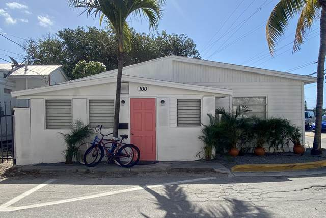 100 Geraldine Street, Key West, FL 33040 (MLS #590333) :: Cory Held & Jeffrey Grosky | Preferred Properties Key West