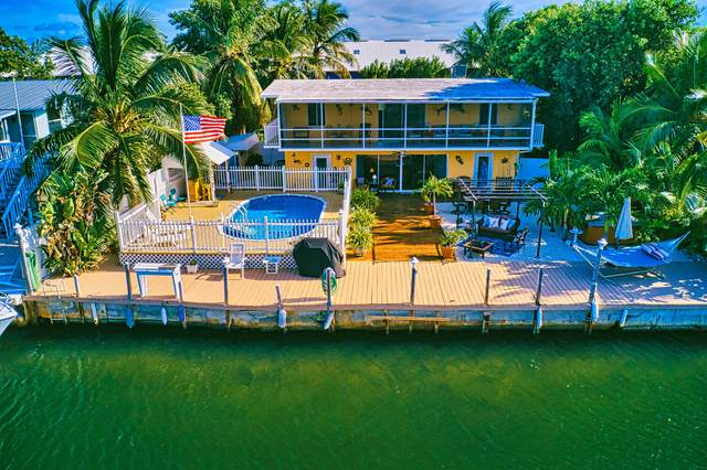 130 Plantation Avenue, Plantation Key, FL 33070 (MLS #590348) :: Coastal Collection Real Estate Inc.