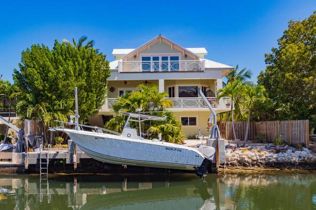 154 Caloosa Street, Plantation Key, FL 33070 (MLS #590360) :: Coastal Collection Real Estate Inc.