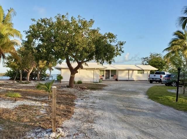 1350 Long Beach Drive, Big Pine Key, FL 33043 (MLS #590368) :: Jimmy Lane Home Team