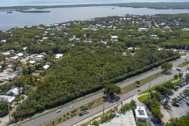 00 Overseas Highway, Key Largo, FL 33037 (MLS #590371) :: Born to Sell the Keys