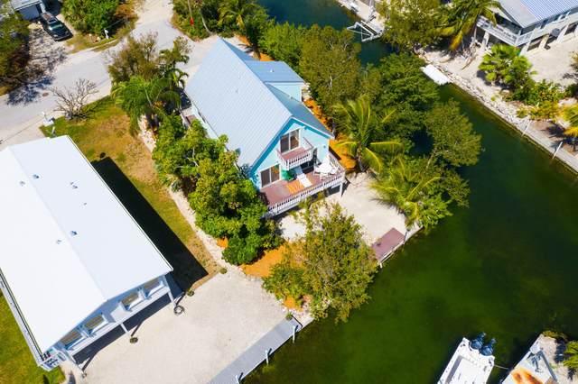 125 Tortuga Lane, Cudjoe Key, FL 33042 (MLS #590379) :: Keys Island Team