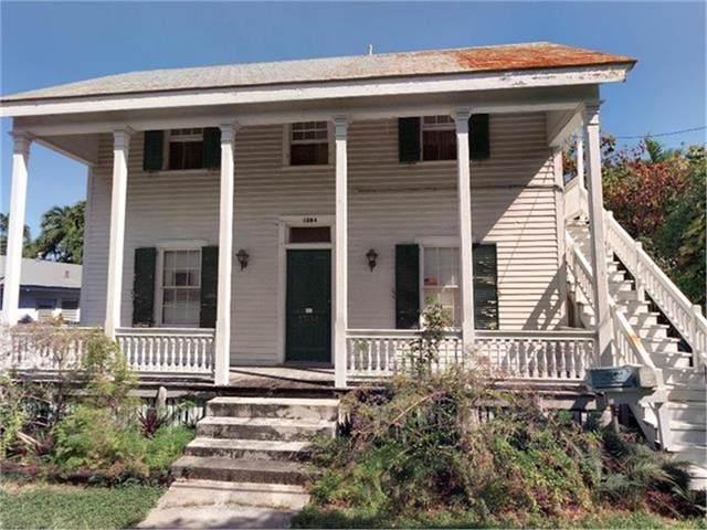 1304 Eliza Street, Key West, FL 33040 (MLS #590381) :: Cory Held & Jeffrey Grosky | Preferred Properties Key West