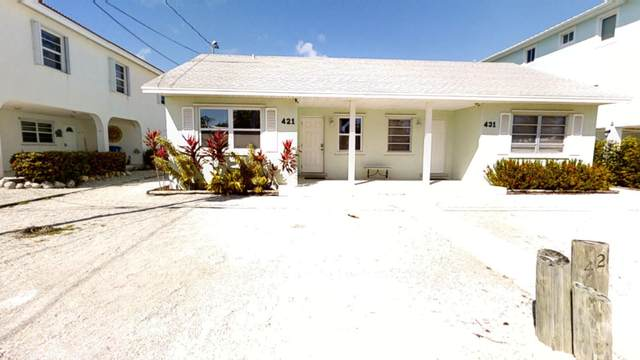 421 5Th Street, Key Colony, FL 33051 (MLS #590409) :: KeyIsle Realty