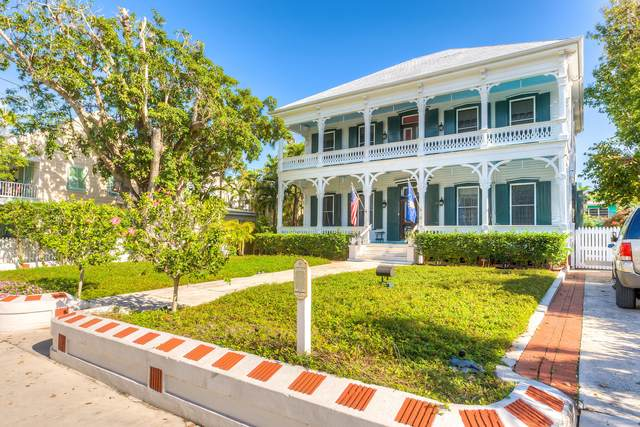 724 Eaton Street, Key West, FL 33040 (MLS #590422) :: Cory Held & Jeffrey Grosky | Preferred Properties Key West