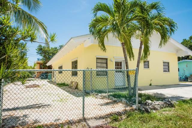 9 Poinciana Drive, Key Largo, FL 33037 (MLS #590428) :: Born to Sell the Keys