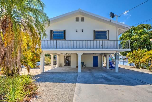 105 Gulfwinds Lane, Marathon, FL 33050 (MLS #590431) :: Coastal Collection Real Estate Inc.