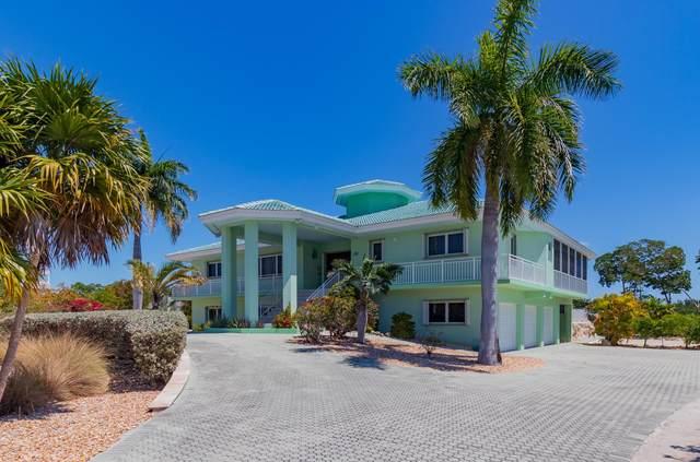 311 Stirrup Key Boulevard, Marathon, FL 33050 (MLS #590433) :: Coastal Collection Real Estate Inc.