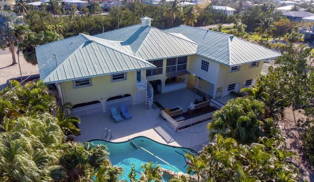 159 S Bahama Drive, Duck Key, FL 33050 (MLS #590457) :: Coastal Collection Real Estate Inc.