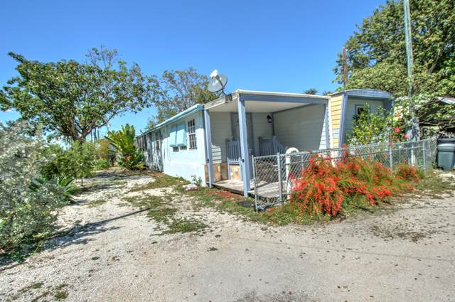 27 Avenue A, Key Largo, FL 33037 (MLS #590483) :: Born to Sell the Keys