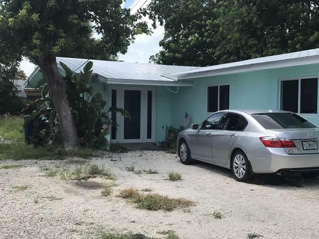 225-227 W indies Road, Key Largo, FL 33070 (MLS #590489) :: Royal Palms Realty