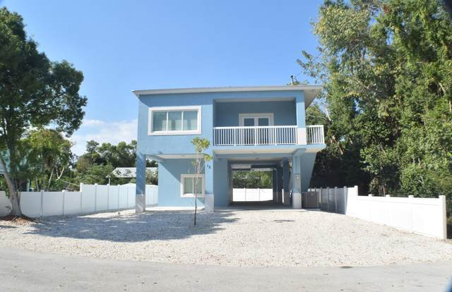 13 Pompano Avenue, Key Largo, FL 33037 (MLS #590497) :: Born to Sell the Keys