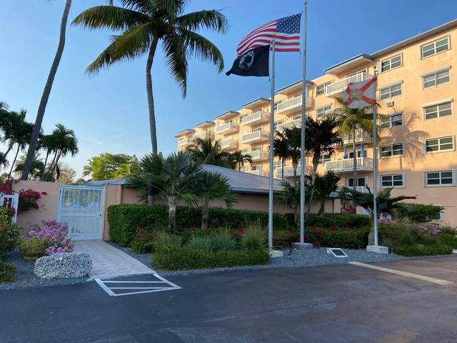 2601 S 2601 Roosevelt Boulevard 318C, Key West, FL 33040 (MLS #590584) :: Born to Sell the Keys