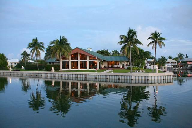 100 N Anglers Drive, Marathon, FL 33050 (MLS #590671) :: Born to Sell the Keys
