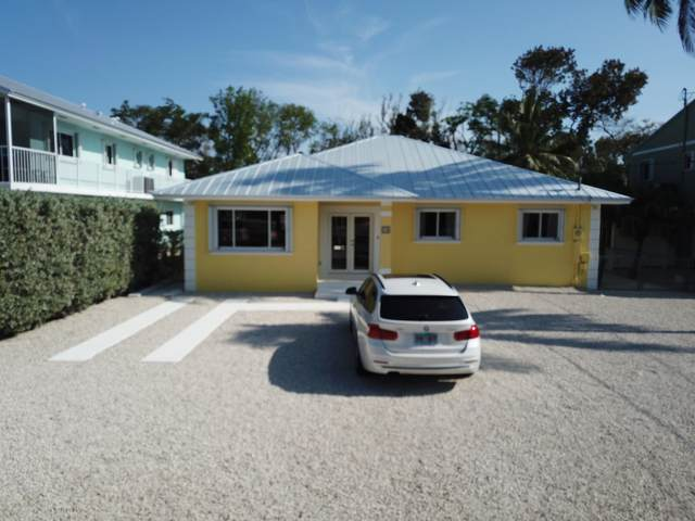 110 Marina Avenue, Key Largo, FL 33037 (MLS #590672) :: Jimmy Lane Home Team