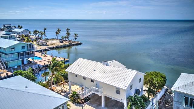 836 89Th, Marathon, FL 33050 (MLS #590766) :: Born to Sell the Keys