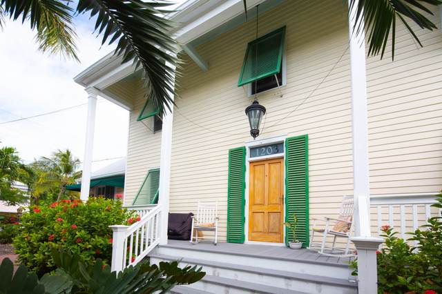 1203 Calais Lane, Key West, FL 33040 (MLS #590777) :: Born to Sell the Keys