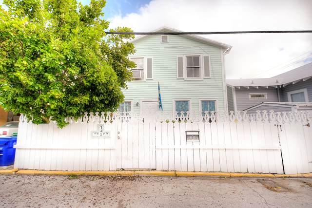 721 Georgia Street, Key West, FL 33040 (MLS #590857) :: Key West Luxury Real Estate Inc