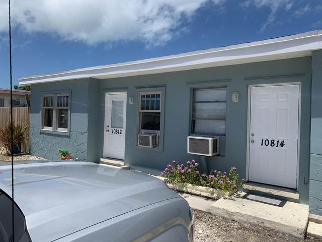 10814 2nd Avenue Gulf Avenue, Marathon, FL 33050 (MLS #590860) :: Key West Luxury Real Estate Inc