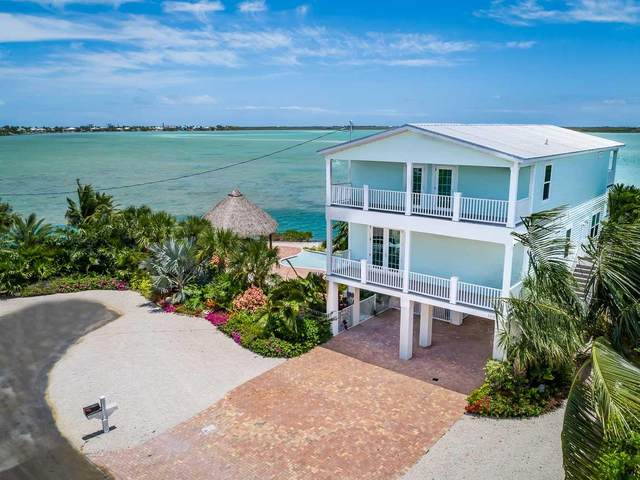 16862 E Point Drive, Sugarloaf Key, FL 33042 (MLS #590878) :: KeyIsle Realty
