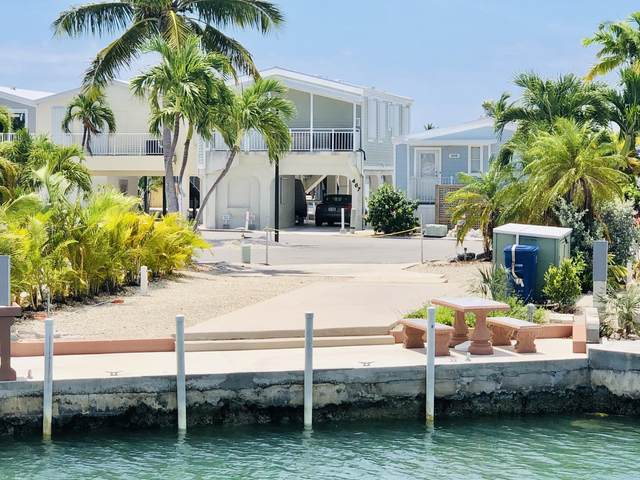 701 Spanish Main Drive #489, Cudjoe Key, FL 33042 (MLS #590880) :: Keys Island Team
