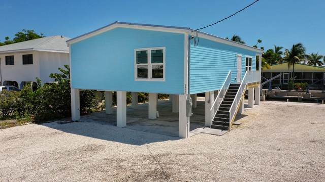 22918 Buccaneer Lane, Cudjoe Key, FL 33042 (MLS #590897) :: Keys Island Team