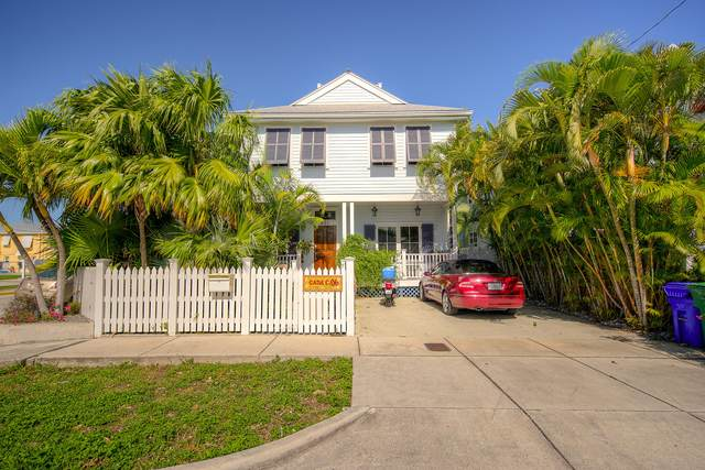 201 Virginia Street, Key West, FL 33040 (MLS #590910) :: Coastal Collection Real Estate Inc.