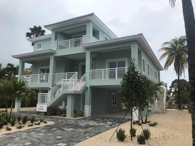 385 E Seaview Drive, Duck Key, FL 33050 (MLS #590916) :: Born to Sell the Keys