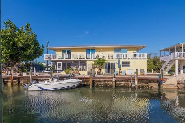 600 E 63Rd Street Ocean, Marathon, FL 33050 (MLS #590917) :: Brenda Donnelly Group