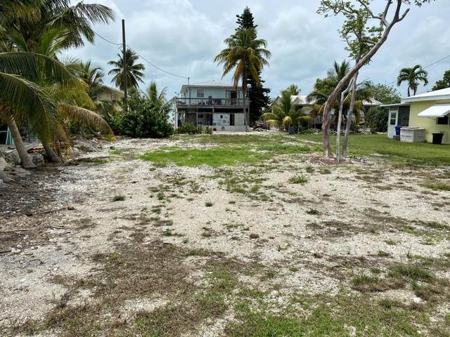 Bailey Street, Marathon, FL 33050 (MLS #590921) :: Key West Luxury Real Estate Inc