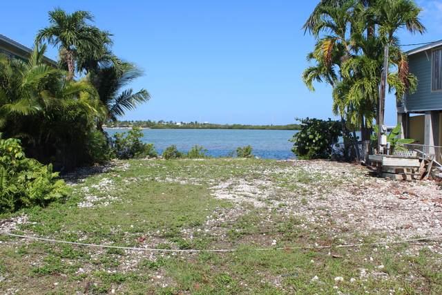 26 Beach Drive, Saddlebunch, FL 33040 (MLS #590938) :: Coastal Collection Real Estate Inc.