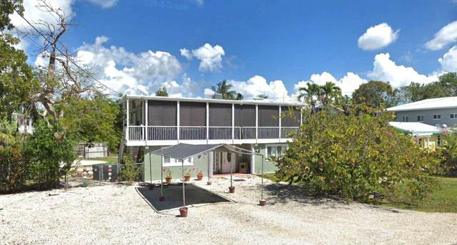 30 N Marlin Avenue, Key Largo, FL 33037 (MLS #590951) :: Born to Sell the Keys