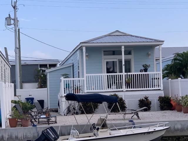 5031 5Th Avenue #18, Stock Island, FL 33040 (MLS #590960) :: Born to Sell the Keys