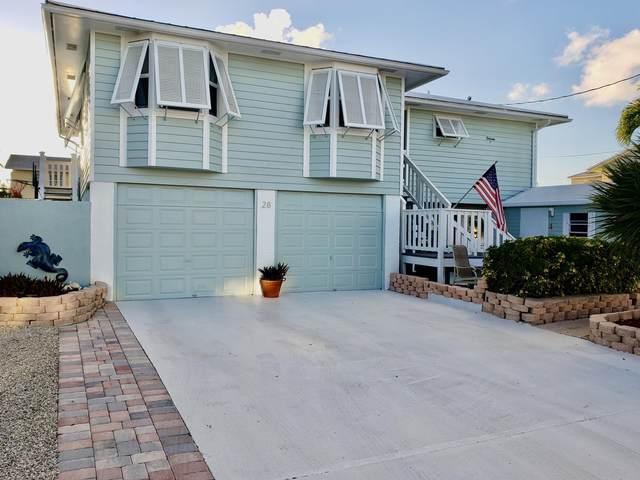 28 Calle Uno, Rockland Key, FL 33040 (MLS #590990) :: Key West Luxury Real Estate Inc