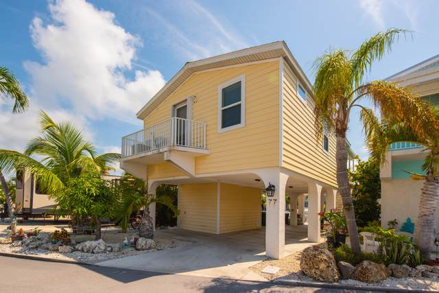 701 Spanish Main Drive #77, Cudjoe Key, FL 33042 (MLS #591023) :: Keys Island Team