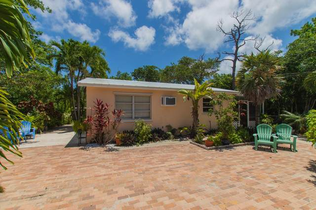 29284 Coconut Palm Drive, Big Pine Key, FL 33043 (MLS #591051) :: Coastal Collection Real Estate Inc.