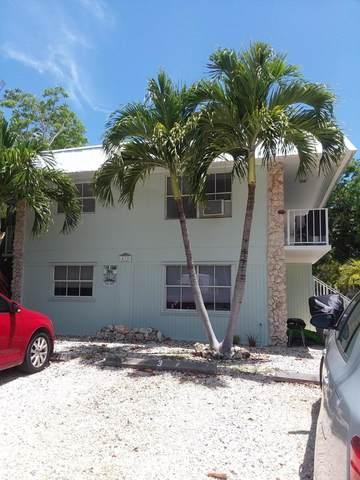 833 Bonito Lane #1, Key Largo, FL 33037 (MLS #591052) :: Keys Island Team