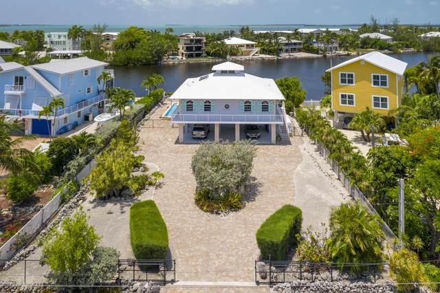 36 Mutiny Place, Key Largo, FL 33037 (MLS #591059) :: Born to Sell the Keys